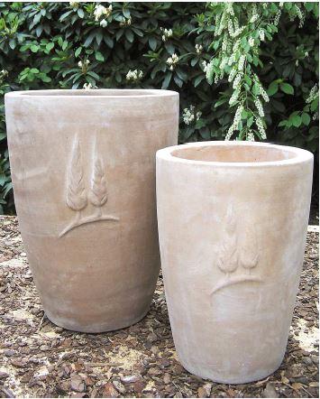 Keramikinis vazonas 'Medeliai'
