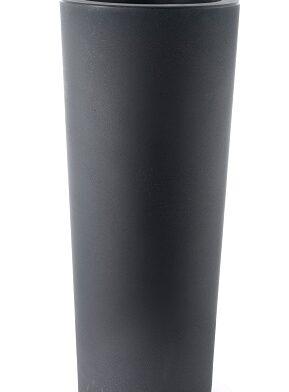 lauko-vazonas-Shio-Cono-antracito-spalvos