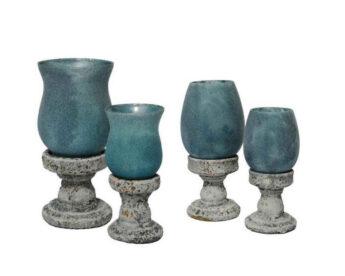 Stiklinė-žvakidė