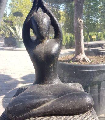 """Skulptūra """"Joga"""""""