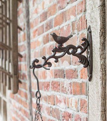 Metalinė kabykla 'Paukštis'